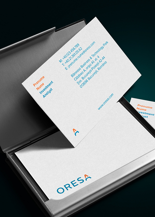 Investment firm Oresa rebrands on 20th anniversary