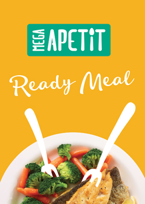 Ready Meal Brand for local Delhaize Chain