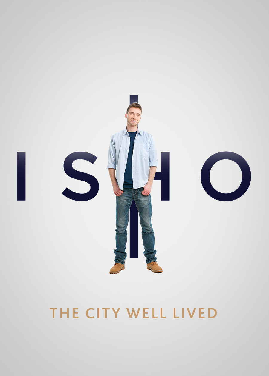New neighbourhood ISHO improves city life
